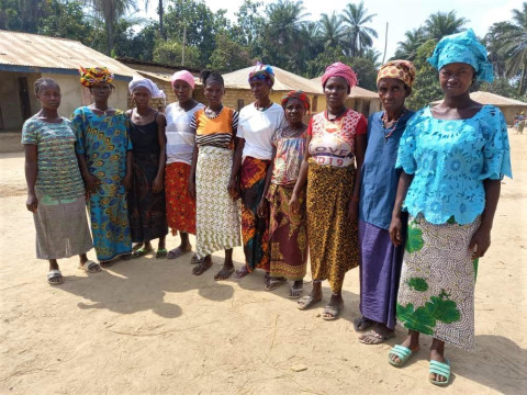 photo of Marie's Best Female Farmers Group
