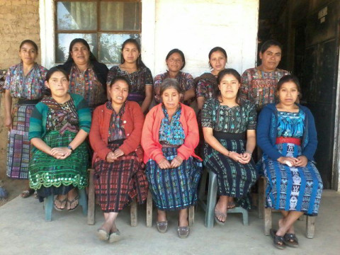 photo of Amanecer Chuacruz Group
