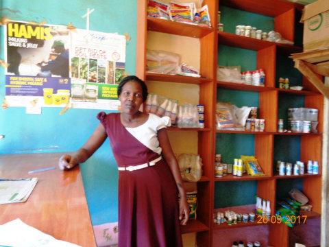 photo of Dorcas Nkatha