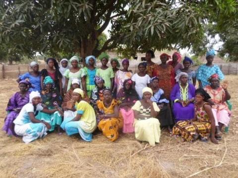 photo of Fatoumata Kito's Group