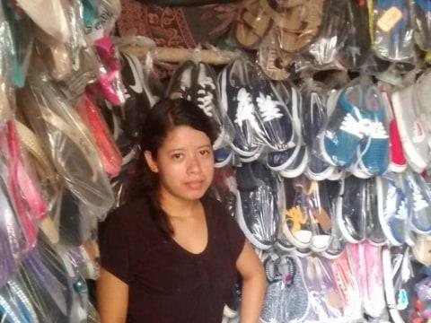 photo of Katerin Alejandra