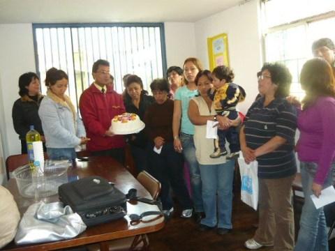 photo of El Vallecito Group