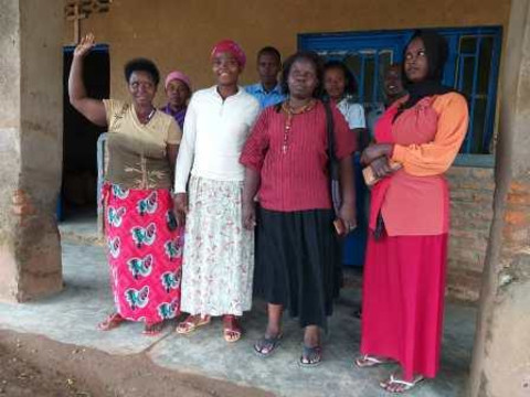 photo of Abishyizehamweneza 200 Group