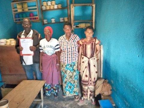 photo of Duteraninkunga Mahoko Group