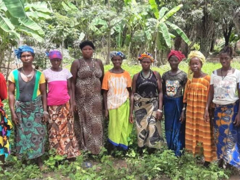 photo of Mama K's Female Farmers Group