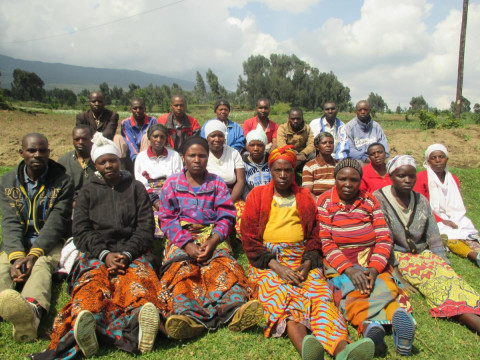 photo of Abahujumugambi Agric Sub Grp B Group