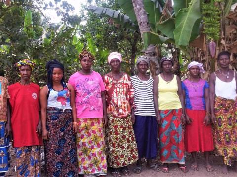 photo of Aminata's Lady Farmers Group