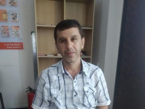 photo of Karomatullo