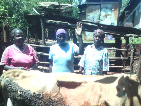 photo of Mbogoini Women Group