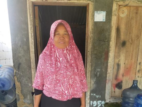photo of Samsiah