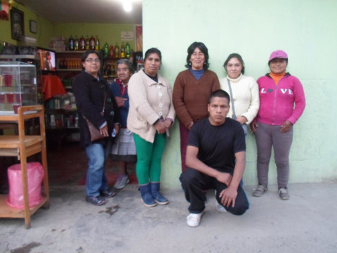 photo of Inmaculada Concepcion Group