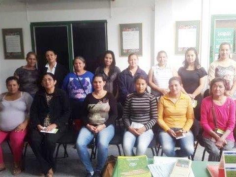 photo of Cerro Cora Group