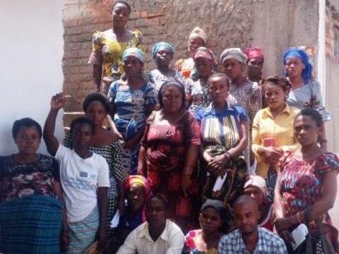 photo of Matumaini Panzi Group