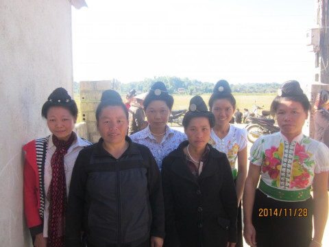 photo of Muong Phang 14 Group