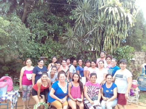 photo of Kuña Morangatu 2 Group