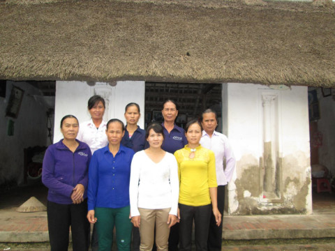 photo of Nhóm 8 - Định Hóa 01 Group