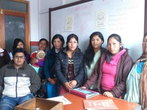 photo of Superación Ingavi Group