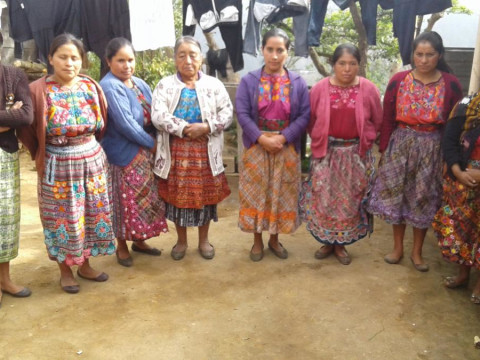 photo of Mujeres Kotzij Group