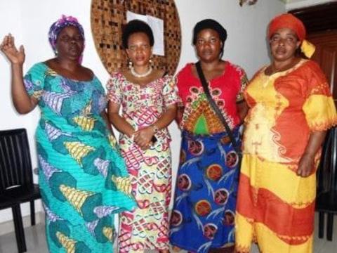 photo of Rhulangane A Group
