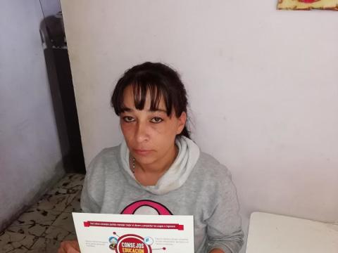 photo of Maria Margarita