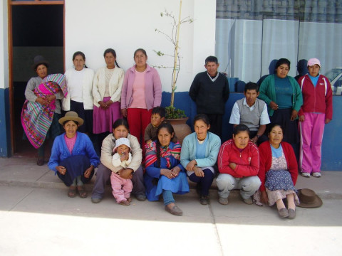 photo of Pucaray De Huancalle Group
