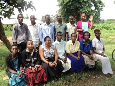photo of Nyakinoni Tukwatanise Group, Kihihi