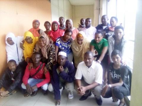 photo of Indahemuka Cb Sub Grp A Group