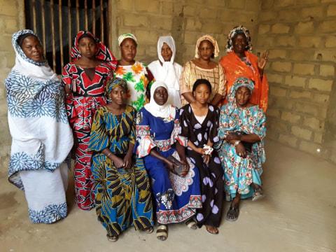 photo of 10 Fatoumata Group
