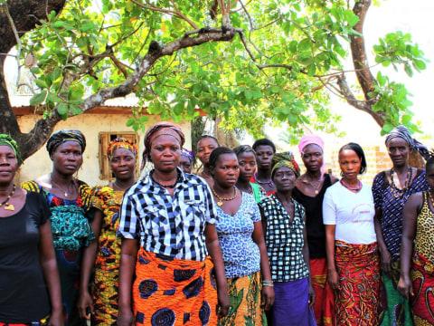 photo of Ramatu Women's Group