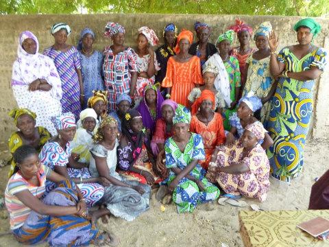 photo of Ndeye Ndieme's Group