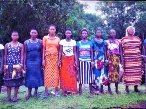 photo of Salamatu's Female Farmers Group