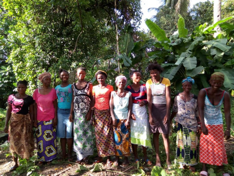 photo of Abi's Best Female Farmers Group
