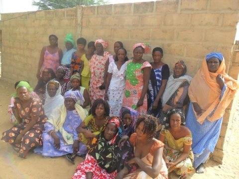 photo of Mame Diarra Group