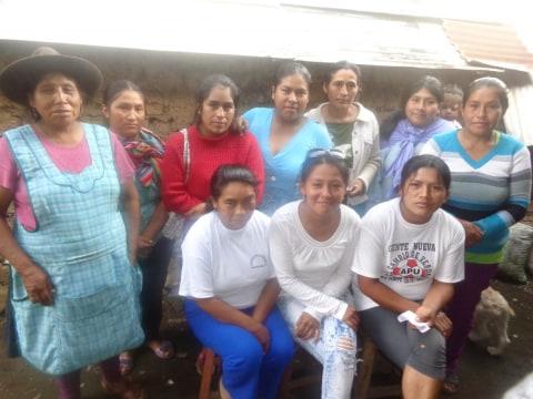 photo of Las Emprendedoras 2014 Group