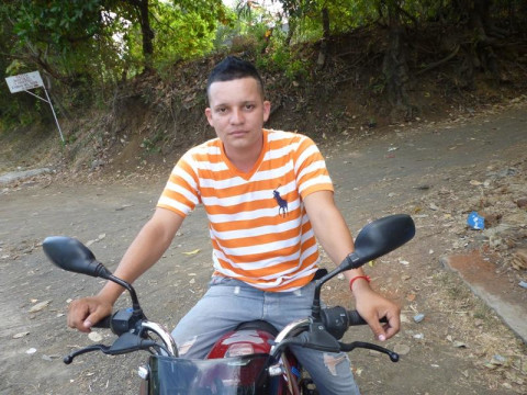 photo of Ricardo Antonio