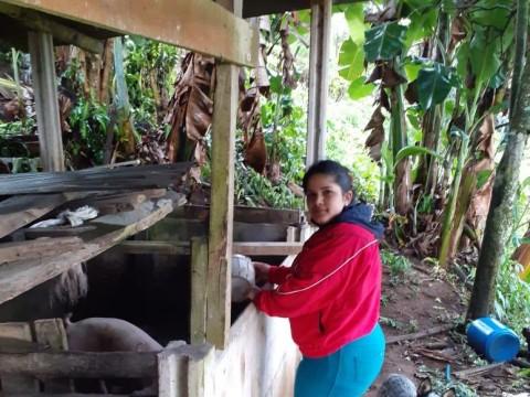 photo of Alondra Maria