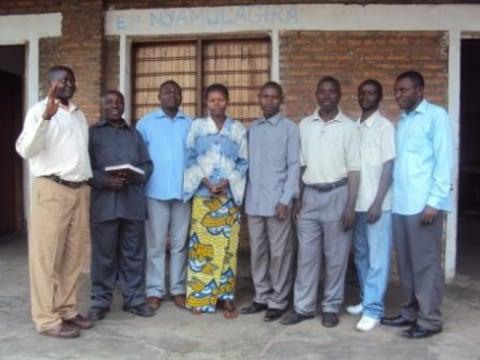 photo of Ep Nyamulagira Group