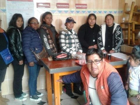 photo of Las Consentidas Group