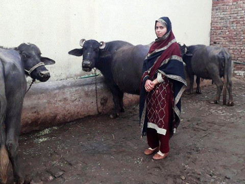 photo of Rukhsana Parveen