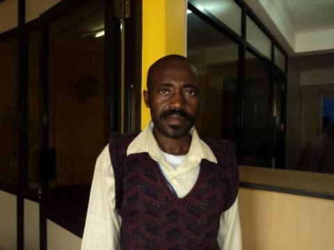 photo of Yoweri