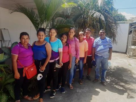 photo of Santa Teresa Group
