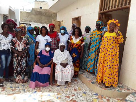 photo of 10 Mame Ndack Group