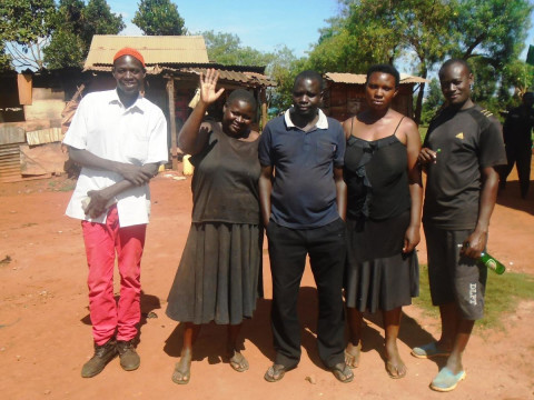 photo of Kilombe Group