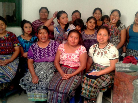 photo of Mujeres Luquenas Group