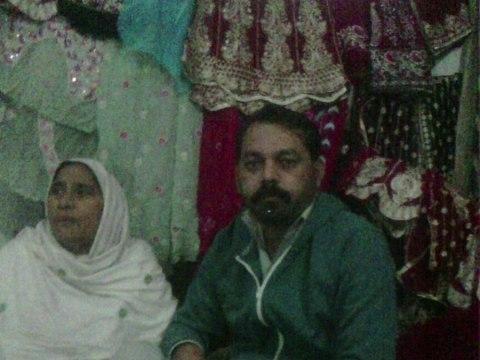 photo of Azra Parveen