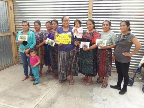 photo of Azucenas Sumpango Group
