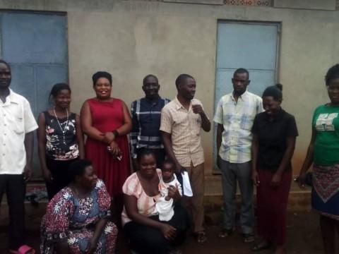 photo of Tukolenamani Farmers Mbaraara Group
