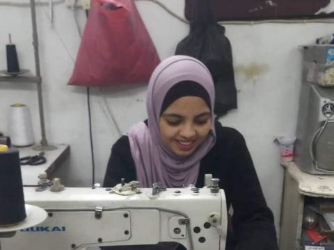 photo of Tasneem