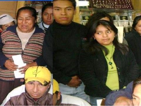 photo of Los Quirquinchos Group