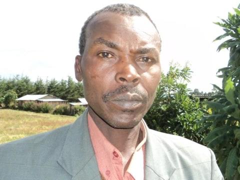 photo of Peter Ndungu